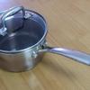 【手鍋焙煎】自宅用焙煎器具、コーヒー屋さんのおススメは蓋付き片手鍋だった!【灯台下暗し】
