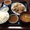 【ランチ】金沢B級グルメ代表!一度食べると病みつきに~とんバラ定食~宇宙軒食堂