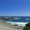 すさみで荒れた海を撮る その3 旧国道42号線から恋人岬まで