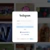 Instagramのログインモーダル邪魔だから消すChrome拡張機能の作り方