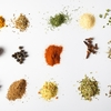 カレーで使うスパイス(クミン、ターメリック、カルダモン)の小さじ、1粒が何グラムか一覧