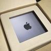 CPUをi7にカスタマイズしたMac miniが届きました。