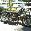 #バイク屋の日常 #ヤマハ #SR400 #カスタム #ボバー