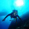 ♪ダイビングのレベルアップに最適な恩納村(青の洞窟)の海♪〜沖縄ダイビング・アドバンスド・オープン・ウォーター〜