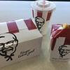 KFCのパッケージが変わってたー!