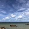 沖縄の空。