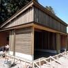 佐渡 小さな木造建物/土間コン打設