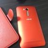 新しいスマホは「ZenFone Go」ASUS