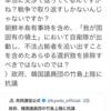 丸山穂高議員の竹島戦争発言について