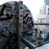 今しか見れない光景・再開発中の渋谷駅西口の歩道橋を撮ってみた