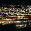 【タイ・バンコク】夜市の写真スポットへの行き方