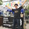 岐阜ビール祭り設営完了!