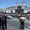エクアドル首都キトの治安も、あまり良くないみたい