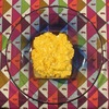 春分のメニュー 卵とクリームチーズのタルティーヌ、レモンとアマランサスのビスコッティ、抹茶のシフォンケーキなど