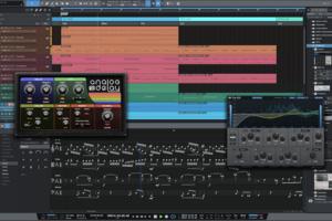 PRESONUS Studio One 5発表。Professionalではスコア&ライブ機能を搭載しミキサーが大幅強化