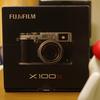 新しいカメラを買ってみた話 ~ 富士フィルムX100S