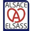 アルザス欧州自治体(CeA)の主な数値とロゴマーク