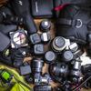 山での撮影機材の紹介