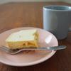 パンプキンチーズケーキ,大好きだ〜!