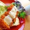 ブラックペッパー香るチーズフライドチキントースト【食パンアレンジレシピ】
