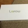 Lepow 15.6インチ モバイルモニタを購入