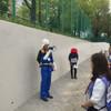 胸キュンGOMI拾い!にシャア・ホズミン現る!! #UNESCO