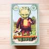【ボードゲーム】Mr. Cabbagehead's Garden|キモカワだけどどことなくエモいキャベツヘッド氏の日常。騒がしい隣人にもめげず、ただ淡々と野菜を畑に植える穏やかな日々。