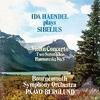 シベリウス&ウォルトン:ヴァイオリン協奏曲 / イダ・ヘンデル, ベルグルンド, ボーンマス交響楽団 (1975,77/2016 SACD)
