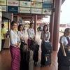 マレーシア航空でジャカルタに行った話 2017年4月末くらい Part2