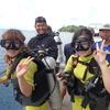 プーケット女子旅で楽しむラチャ2島で体験ダイビング