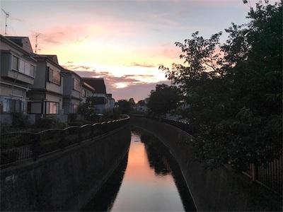 夕方ランニング〜暑い日は涼しい時間に走ろう〜