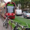フライブルクのLRT:緑化など。