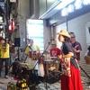 暑さも吹っ飛ぶヤミ市ライブ ~Zydeco Kicks@六角橋商店街 ドッキリヤミ市場~