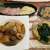 2018/01/10の夕食