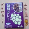 ぶどう園の葡萄カレーを食べた感想【山梨県のご当地カレー】
