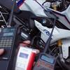 R1200RSから送信する電波ノイズの原因追求デー →!