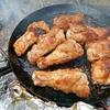 【キャンプ飯】ピリ辛ジューシー「バッファローチキンウィング」の作り方