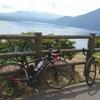 ロードバイク車載で山中湖まで。富士山眺めながら富士五湖サイクリング!!