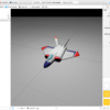 iOS で SceneKit を試す(Swift 3) その47 - Scene Editor の Omni Light と Attenuation