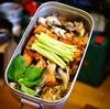 メスティン 鶏照焼き炊込みご飯