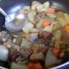 幸運な病のレシピ( 687 ) 朝:パテから作ったさつま揚げ(ほっちゃれ鮭入り)、味噌汁