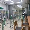 【ノマド日記】タリーズコーヒー上野御徒町店には銀行ATMがたくさんあります