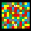 六色三色迷路:問題3