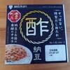 ミツカン「酢納豆」。