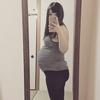 妊娠35週目の体型&体重