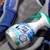 ザックの汗臭い匂いを消臭剤で解消できるのか?、ファブリーズ