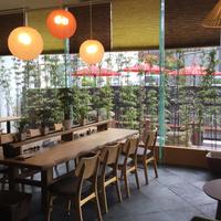 【NEW OPEN】金沢市武蔵町にある越山甘清堂 本店内に「CAFE 甘(カン)」がオープン!
