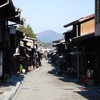 旅行:金沢・高山に行ってきました12(奈良井宿2・松本駅)