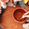 2年生の手作り味噌