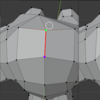 Blenderで簡単に2つの頂点を結合する「Merge Tool」